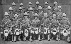 (Angus) Volunteer Battalion, Black Watch,Active Service Section - South African War 1900 British Soldier, British Army, Military Art, Military History, Pax Britannica, Pith Helmet, French Foreign Legion, Age Of Empires, Brothers In Arms