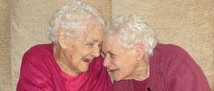Gêmeas inseparáveis morrem aos 103 anos com semanas de diferença Glenys Thomas e Florence Davies ficaram conhecidas como as gêmeas mais antigas do Reino Unido e, provavelmente, do mundo.  Agora, o The Telegraph publicou uma notícia sobre o falecimento das duas centenárias, em menos de um mês. Glenys faleceu no dia 23 de abril, colocando fim à ligação próxima que as duas gêmeas mantiveram durante mais de um século. No passado dia 20 de maio, faleceu Florence. As duas gêmeas nasceram no País…