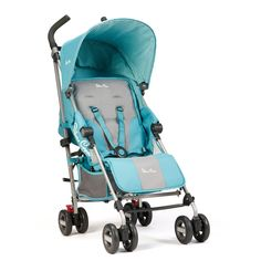 Summer is coming! Get ready with the all new Zest Stroller collection by Silver Cross.
