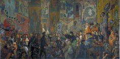 russian Art work image | Russian Art - Stormfront