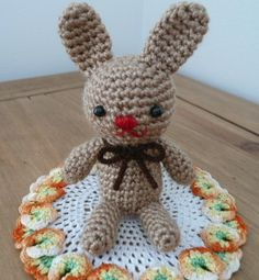 簡単♪ ウサギの編みぐるみの作り方 その他 編み物・手芸・ソーイング 作品カテゴリ ハンドメイド・手芸のレシピ、作り方ならアトリエ