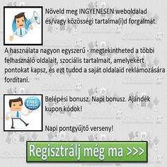 Magyar látogatottság nővelő oldal >>> http://proadssolution.com/  Nézd meg ezt a videót is >>> https://youtu.be/y8E5V9bXkkU