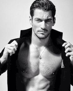 David Gandy, Men's Fashion, Male Model, Good Looking, Beautiful Men, Guy, Handsome, Cute, Hot, Sexy, Eye Candy, Muscle, Six Pack デイビッド・ガンディ メンズファッション 男性モデル