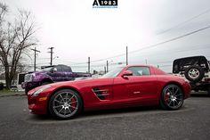 AfterFX SLS AMG