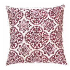 Size: 60 x 60 cm Base fabric: Linen * Inner not included Care instructions: Cold machine wash Lead time of up to 7 working days Scatter Cushions, Throw Pillows, Terracotta, Sale Items, Tile, Cover, Toss Pillows, Mosaics, Small Cushions