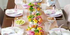 Easter Brunch Ideas - Recipes & Table Decor for Easter Brunch