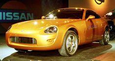 Nissan 240Z concept – 1999