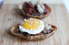 chickpea loaded potato recipes dishmaps buffalo chickpea loaded potato ...