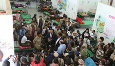 #موسوعة_اليمن_الإخبارية l غداً الأربعاء : تسفير 107 من جرحى الجيش والمقاومة لتلقي العلاج في هذه الدول