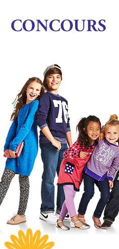 Gagnez une garde-robe pour enfants. Fin le 6 septembre.  http://rienquedugratuit.ca/concours/gagnez-une-garde-robe-pour-enfants/