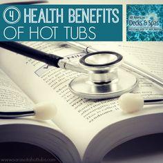 4 Health Benefits of Hot Tubs   All American Decks & Spas http://sarasotahottubs.com/promos/4-health-benefits-of-hot-tubs/