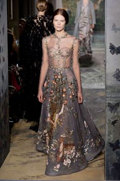 Valentino at Couture Spring 2014