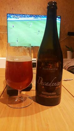 Decadence (2015) by AleSmith Brewing Company