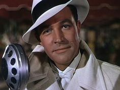 gene kelly in my favorite musical ; Golden Age Of Hollywood, Vintage Hollywood, Hollywood Stars, Classic Hollywood, Gene Kelly, Fred Astaire, Vivien Leigh, Marlon Brando, Steve Mcqueen