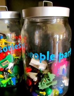 Ideas for Organizing Legos - Northern Cheapskate