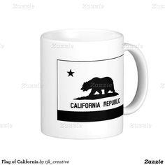 Flag of California Coffee Mug