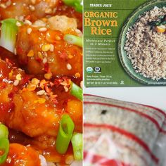 Pin for Later: 12 of Our Favorite Frozen Foods Trader Joe's Mandarin Orange Chicken