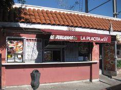 La Placita Del D F - my favorite LA mexican food