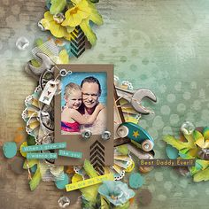 Credits: Just like my dad by WendyP Designs http://www.mscraps.com/shop/WendyP-Designs/?treemenu=y