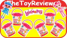 Check out these Lalaloopsy Minis Paint Can Blind Bags here: https://www.youtube.com/watch?v=D3JJ78G5UUM