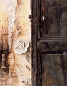 Eduardo Naranjo. Pintor español http://historiayarteamimanera.blogspot.com.es/2016/05/eduardo-naranjo-1944-monesterio-badajoz.html