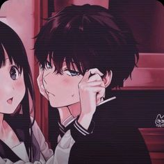 Cute Anime Profile Pictures, Matching Profile Pictures, Cute Anime Pics, Best Anime Couples, Anime Love Couple, Anime Couples Manga, Friend Anime, Anime Best Friends, Anime Neko