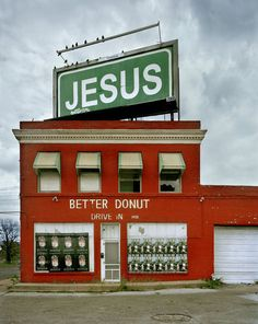 Michael Eastman, Jesus Donut on ArtStack #michael-eastman #art