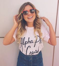 Alpha Phi crush | 224 Apparel