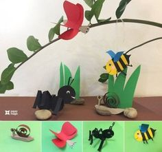 paper crafts and arts for kıds (6)