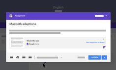 Conoce sobre Google Classroom ya permite adjuntar formularios en las publicaciones y tareas