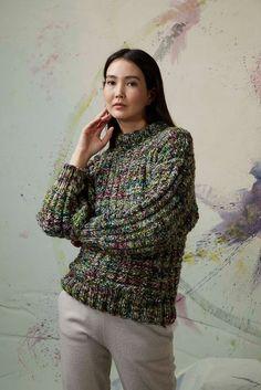 Turtle Neck, Knitting, Blouse, Sweaters, Tops, Women, Fashion, Breien, Moda