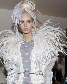 Marc Jacobs Transforms Bella and Gigi Hadid, Kendall Jenner and Irina Photos | W Magazine