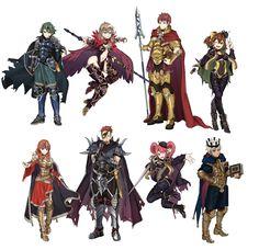 Fire Emblem Characters, Fantasy Characters, Anime Manga, Anime Art, Character Art, Character Design, Blue Lion, Fire Emblem Fates, Fire Emblem Awakening