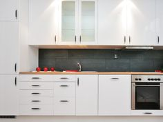 Learn how to design a one-wall kitchen with these ideas from HGTV.