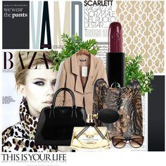"""Scarlett"" by conversecutie10 on Polyvore"