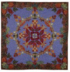 Art Quilts | Autumn Fugue
