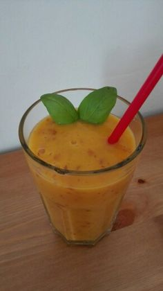After long time smoothie again;)