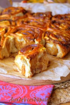 Ideas Breakfast Recipes Apple Cinnamon Rolls For 2019 Apple Cinnamon Rolls, Cinnamon Recipes, Cinnamon Apples, Apple Recipes, Best Brunch Recipes, Gluten Free Recipes For Breakfast, Croissant, Biscuit Dough Recipes, Cooking Chef