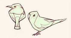 Birds. Allison Donato