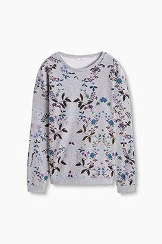 EDC / Sweat-shirt à imprimé floral