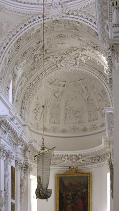 St. Peter and Paul church, Vilnius, Lithuania