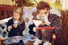 5 Steps to Creative Storytelling in Pictures with Your Kids