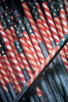 U.S. Flag Pencils