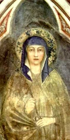 The Seraphic Saint Clare of Assisi
