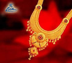 Lalithaa Jewellery empowers Customers through Innovative new Schemes to own Quality Jewellery. Gold Jewellery Design, Gold Jewelry, Gold Necklace, Gold Haram Designs, Gold Accessories, Necklace Designs, Bridal Jewelry, Silk Sarees, Kolkata