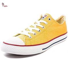 Converse Chuck Taylor All Star Ox Baskets pour Enfant - jaune - Cactus  Blossom/Solar