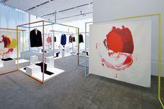 superfuture :: supernews :: tokyo: dior homme store renewal