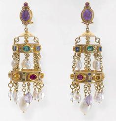 Roman jewelry designer Diego Percossi Papi