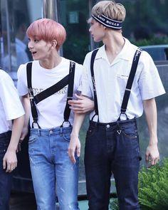 Joshua and Jun. <3