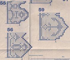 View album on Yandex. Filet Crochet, Crochet Borders, Crochet Stitches, Crochet Patterns, Love Crochet, Crochet Lace, Crochet Embellishments, Funny Cross Stitch Patterns, Crochet Curtains